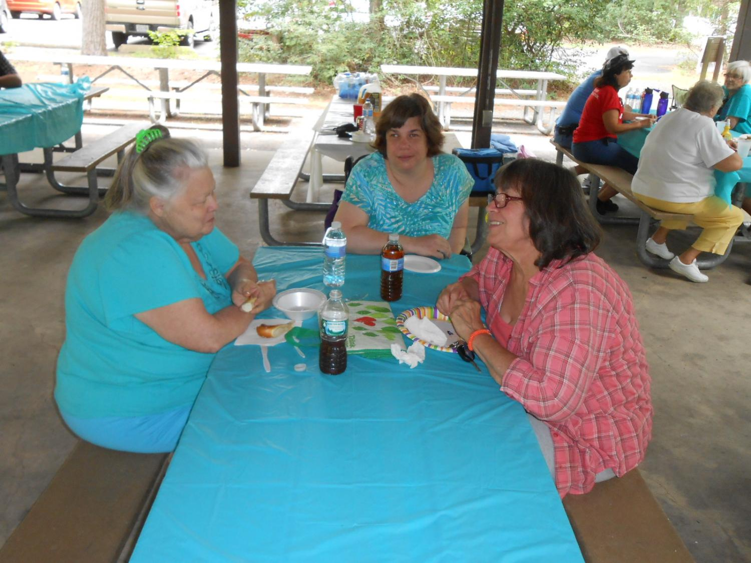 Combined Church Picnic - August 8, 2015 at Belleplain State Park