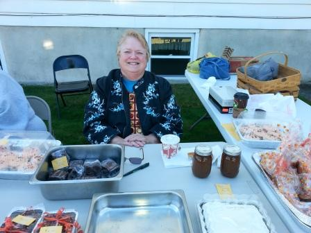 Annual Fall Yard Sale October 2015